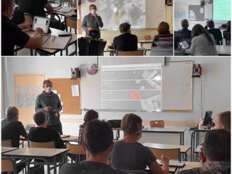 Classroom et la continuité pédagogique…